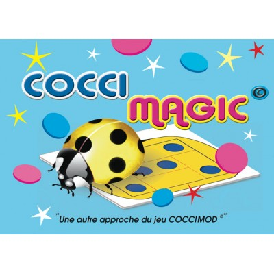 COCCIMAGIC EXTENSION du jeu COCCIMOD