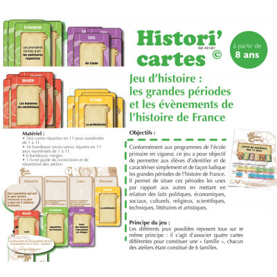 HISTORI CARTES