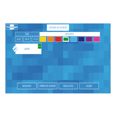 Jeu de lecture et de compréhension - Témoignages application HTML5