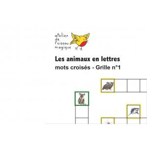 LES ANIMAUX EN LETTRES - Extension gratuite